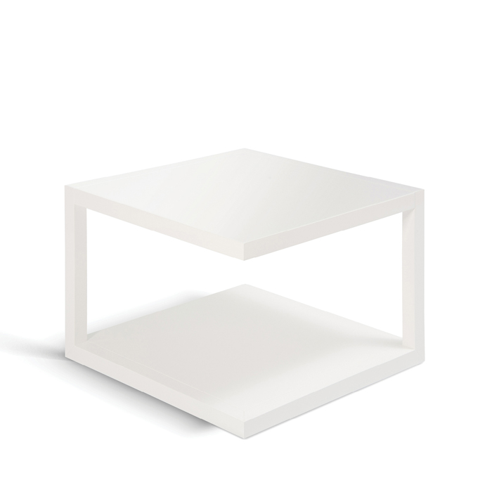 mesa lateral cubista